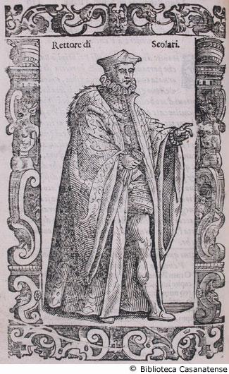 Rettore di scolari [rettore dell'università di padova], c. 120 v